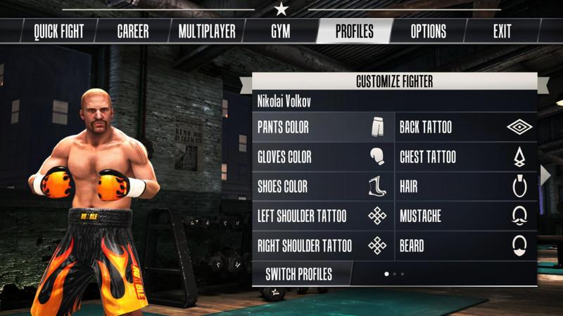 Real Boxing - CODEX - Tek Link indir