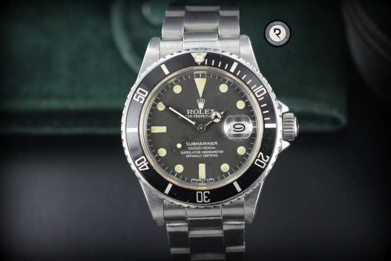 coin des affaires rolex submariner 16800 cadran peint baisse de prix. Black Bedroom Furniture Sets. Home Design Ideas