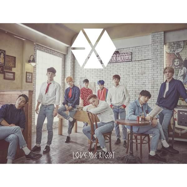 Download [Single] EXO – Love Me Right ~romantic universe~ [Japanese]