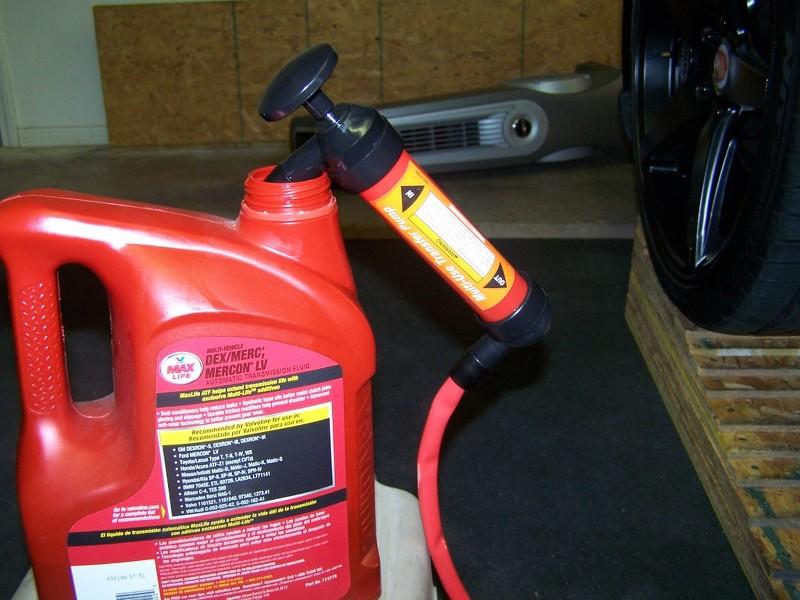 DIY G37 Automatic Transmission Fluid Change, Pan Drop/Clean