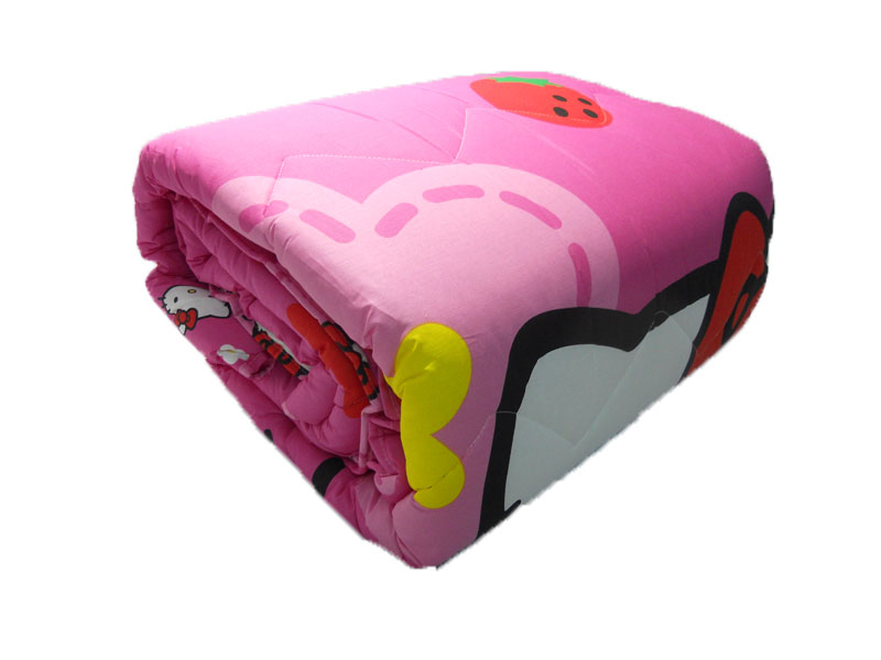 Trapunta Hello Kitty Gabel.Trapunta Piumone Invernale Novia Hello Kitty Letto Singolo 100