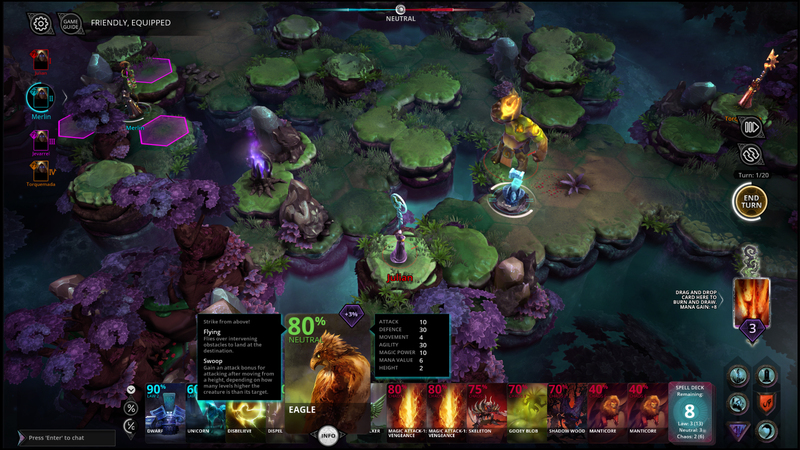 Chaos Reborn - Tek Link indir