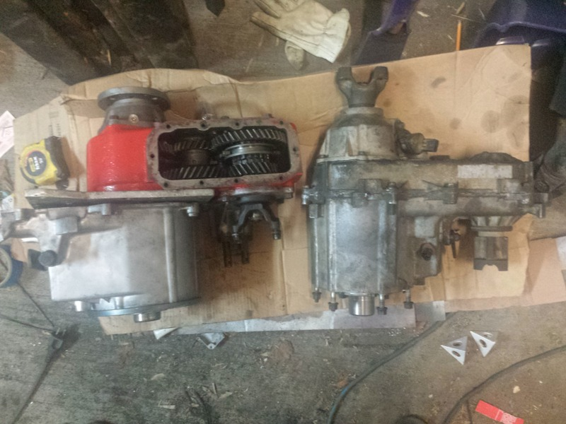 231 Dana 300 Doubler In A Tj With No Stretching Page 4 Jeepforum Com