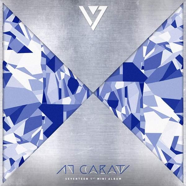Download [Mini Album] SEVENTEEN – 1st Mini Album 17 CARAT