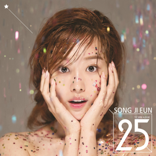 Download [Mini Album] Song Ji Eun – 25 [1st Mini Album