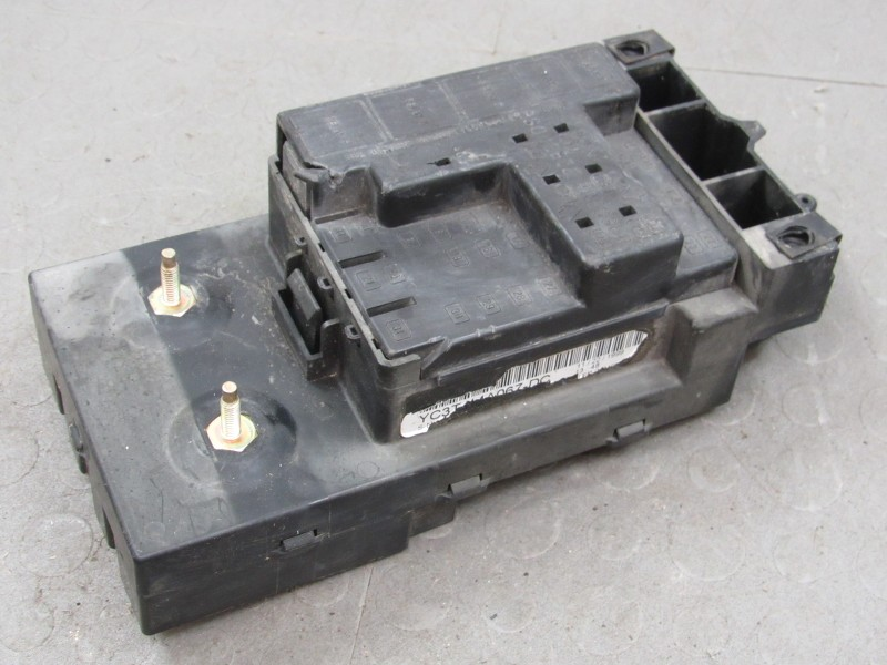 Ford F250 Super Duty Fuse Box Diagram