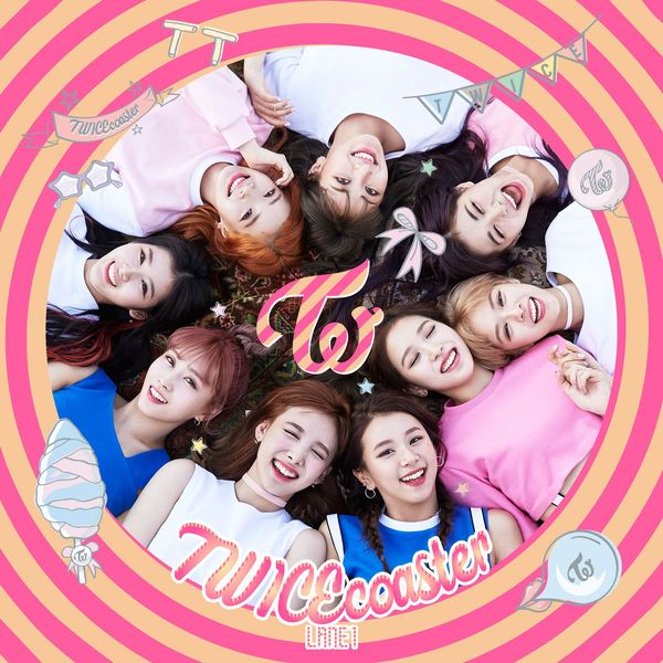 Download [Mini Album] TWICE – TWICEcoaster : LANE 1 (MP3 + iTunes