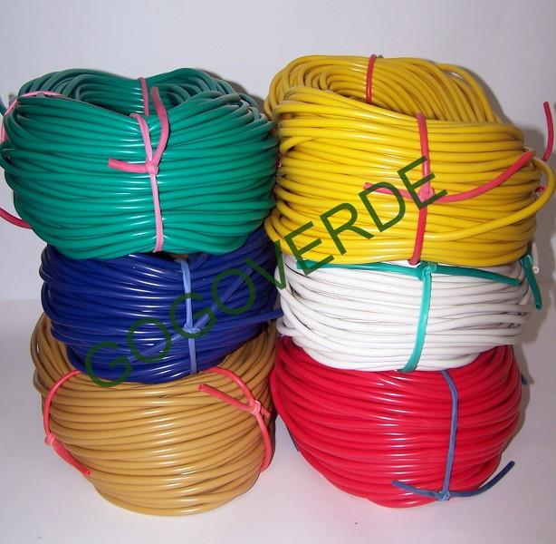 Filo Plastica Per Sedie.Matassa Corda Cordoncino Verde Tubino Ricostruzione Sedie Dondoli