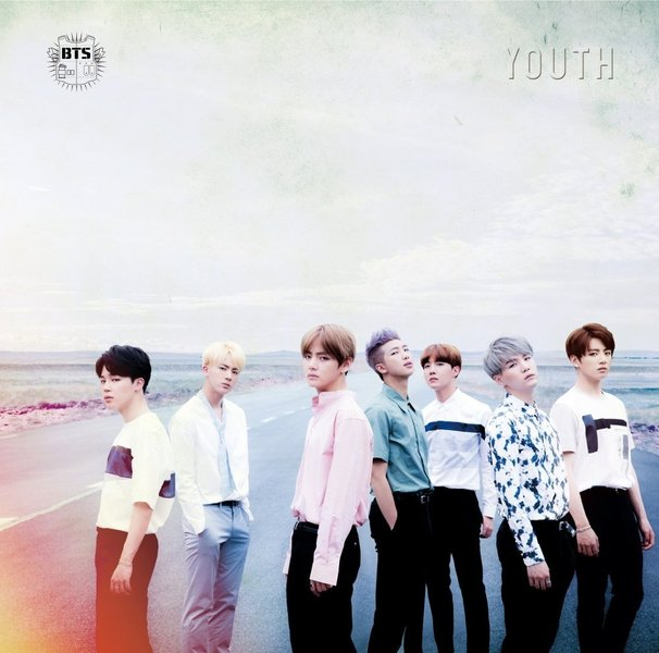 Download [Album] BTS – YOUTH [Japanese]