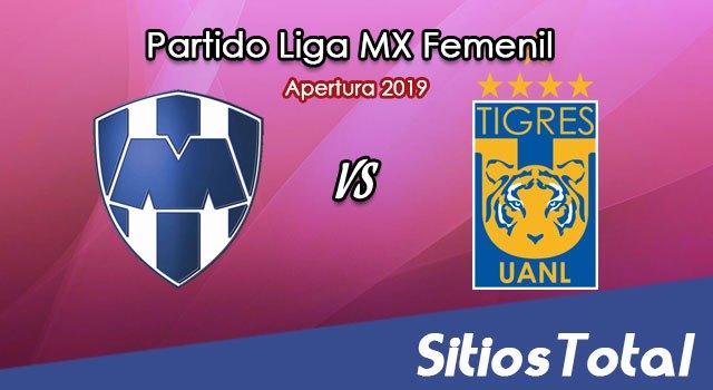 Ver Monterrey vs Tigres en Vivo – Final Vuelta – Liga MX Femenil – Apertura 2019 – Sábado 7 de Diciembre del 2019