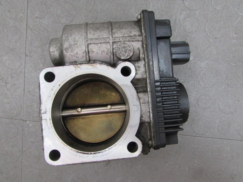 How To Clean 2004 Isuzu Rodeo Throttle Body F22b
