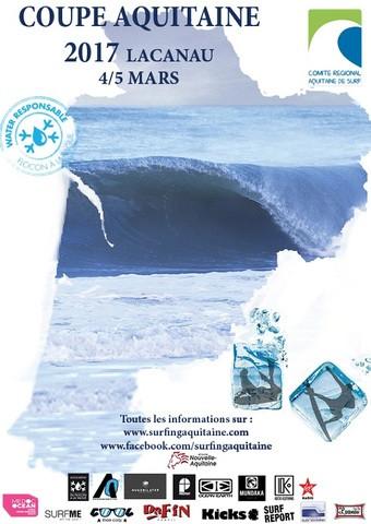 Coupe d'Aquitaine de Surf Lacanau