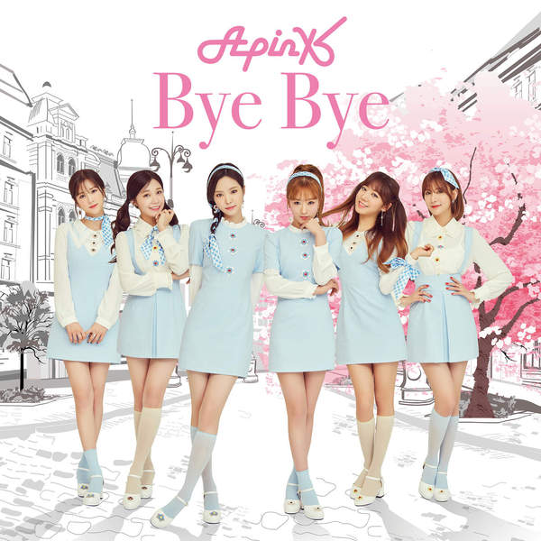 Apink - Bye Bye - Papipupe Pon! (Japanese Single) K2Ost free mp3 download korean song kpop kdrama ost lyric 320 kbps