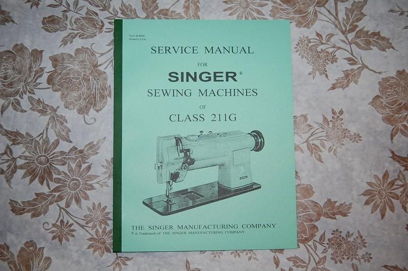 Singer Sewing Machine 40G Service Manual Applicable 40G 40W Awesome Singer Sewing Machine Manual
