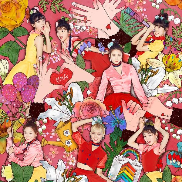 Download [Mini Album] OH MY GIRL – COLORING BOOK (MP3 + iTunes ...