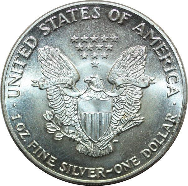 P3749-USA-Dollar-American-Silver-Eagle-1987-Silver-BU-gt-Make-offer