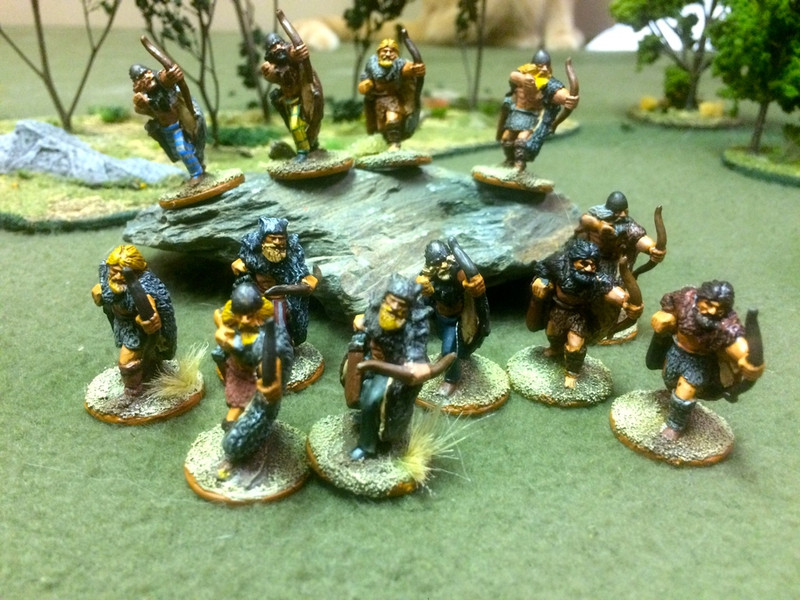 15mm Fantasy Orcian Triceratops 1 figure Miniatures, War Games