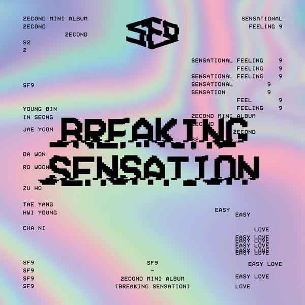 SF9 - Breaking Sensation (Full 2nd Mini Album) - Easy Love K2Ost free mp3 download korean song kpop kdrama ost lyric 320 kbps