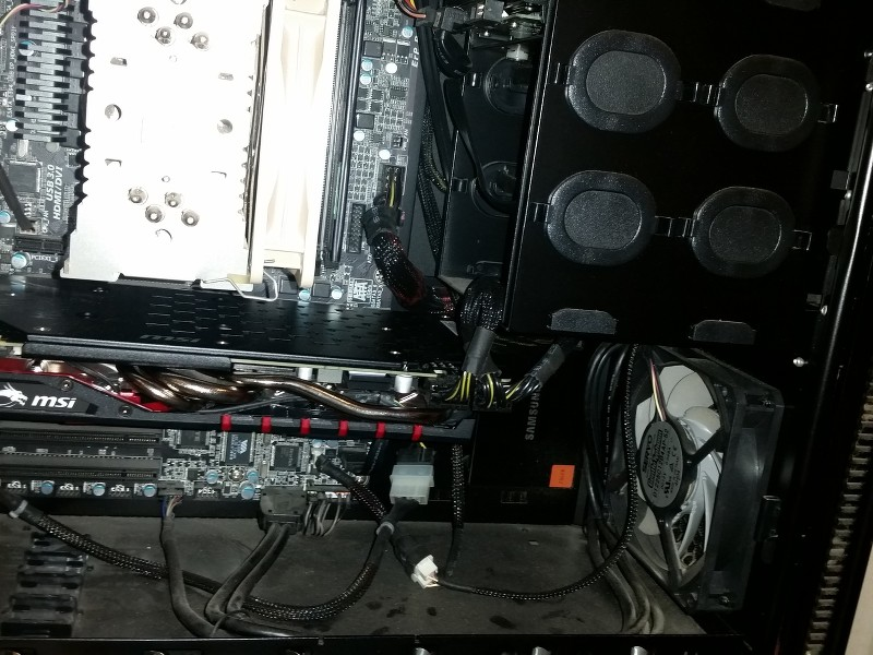 SPCR • View topic - Antec Solo II + GTX 980Ti: any way to