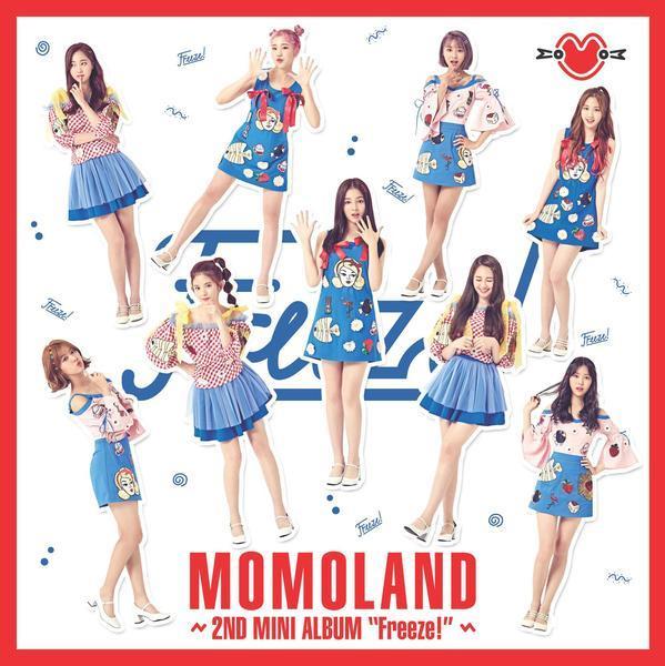 Download [Mini Album] MOMOLAND – Freeze! (MP3 + iTunes Plus