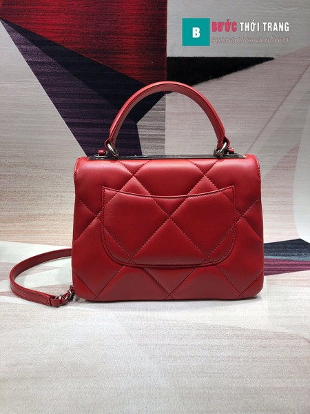 Túi Xách Chanel Trendy CC siêu cấp size 25cm tag bạc