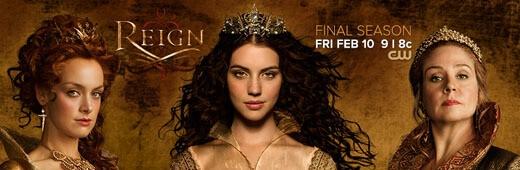 Reign - Sezon 4 - 720p HDTV - Türkçe Altyazılı