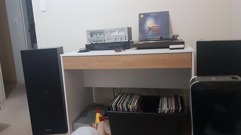 Advice needed: speakers for my son's first stereo | Page 7