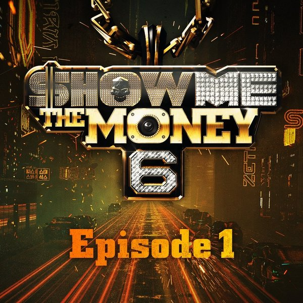 Download [Full Album] Various Artists - Show Me The Money 6 Mp3 Album Cover