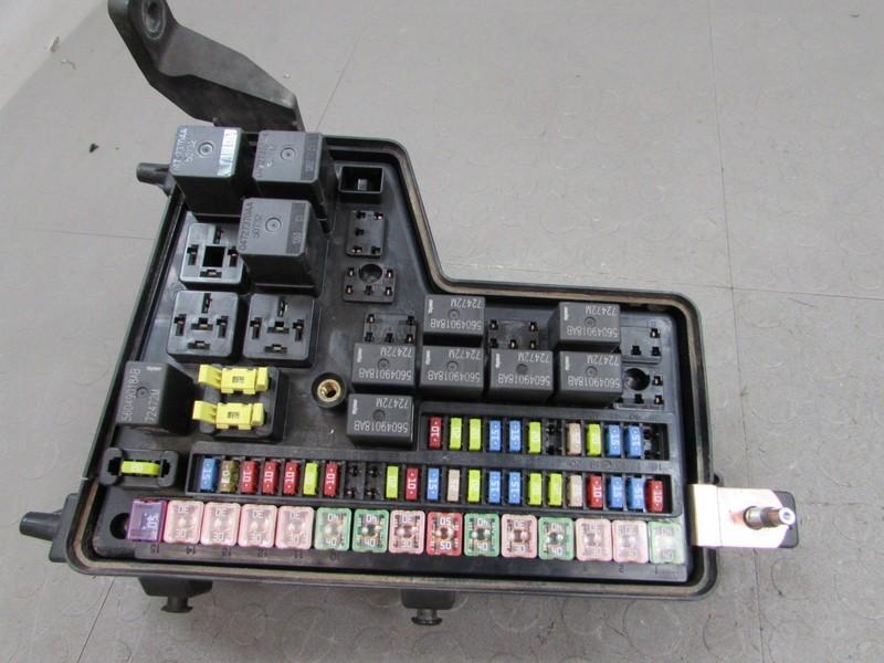 03 dodge dakota fuse box 02 03 dodge ram truck integrated power module fuse box 03 dodge truck fuse box #5
