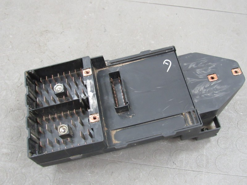 97 ford truck fuse box 97-98 ford f150 interior dash fuse box junction relay ...