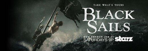 Black Sails - Sezon 4 - 720p HDTV - Türkçe Altyazılı