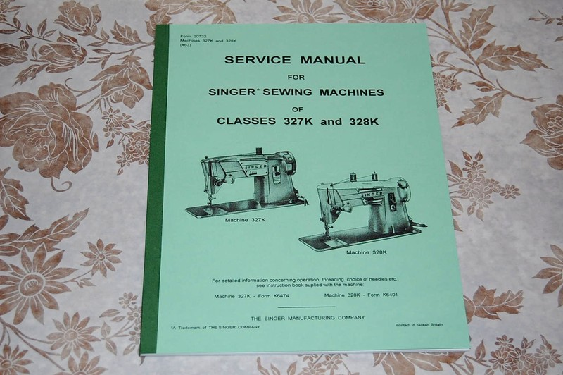 Professional Full Edition Service Manual Singer 40 40K 40 40K Awesome Singer Sewing Machine Manual