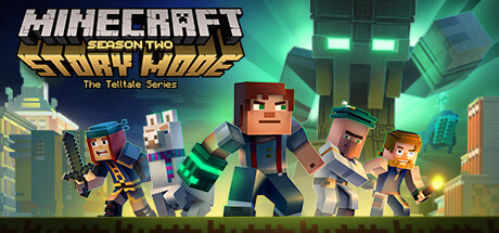 Minecraft: Story Mode – Season Two : Episode 1 – RELOADED