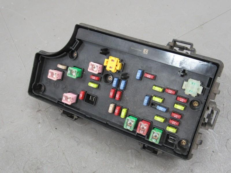 06-10 pt cruiser bcm tipm integrated power module fuse box ... 2003 chrysler pt cruiser fuse box 06 pt cruiser fuse box #5