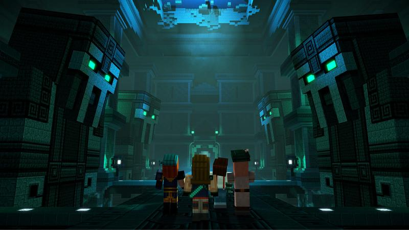 Minecraft: Story Mode – Season Two : Episode 1 – RELOADED