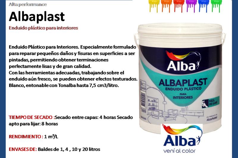 albaplast