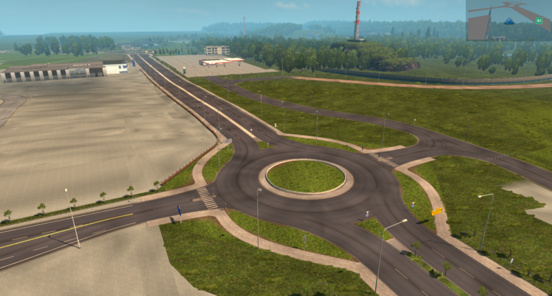 Shell Gas Station Near My Location >> [DISC][REL] 1:1 scale Northern Scandinavia v0.99.5(1.28