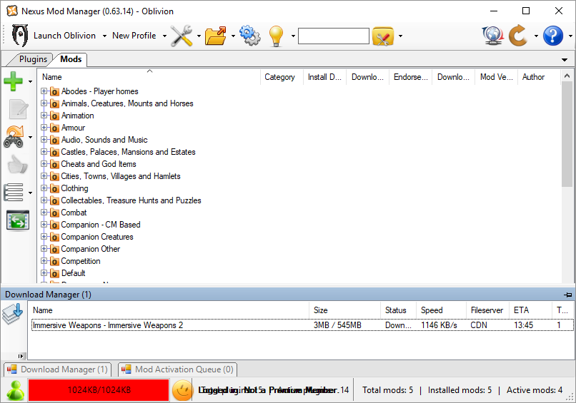 Come utilizzare Nexus Mod Manager   MaCesco Studio