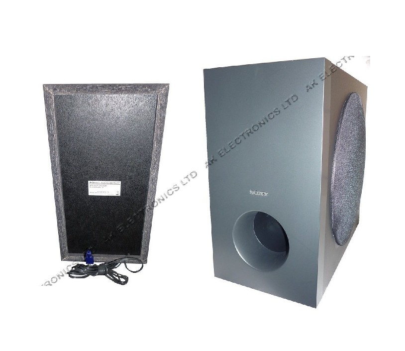 SONY DVD Blu-Ray Home Theatre Cinema Passive Subwoofer Sub ...