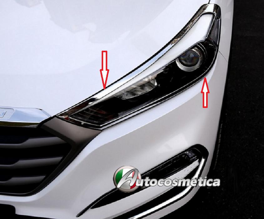 CORNICI PROFILI PORTOLLENE  POSTERIORI IN abs Ford Kuga new modell 2012 in poi