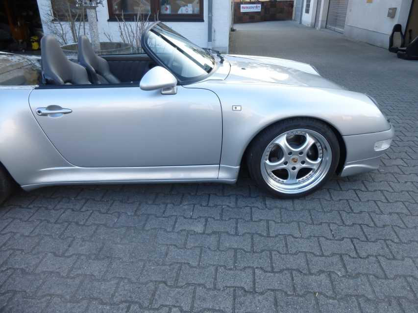 porsche 911 964 993 speedster restaurationsabruch cabrio ebay. Black Bedroom Furniture Sets. Home Design Ideas