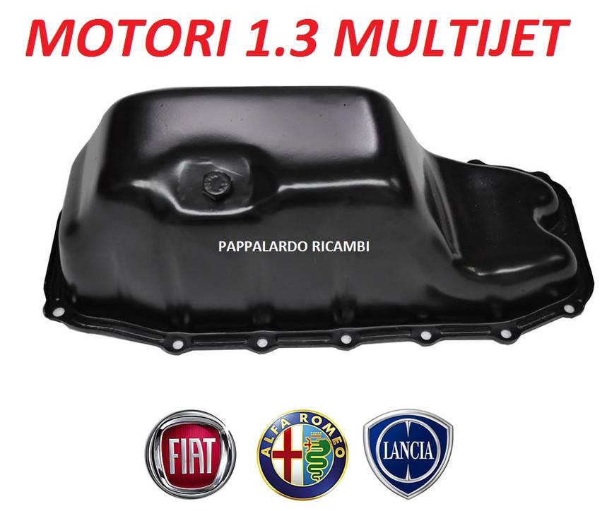 28//4412 COPPA OLIO FIAT NUOVA PUNTO IDEA DOBLO PANDA IDEA cc 1300 MULTIJET