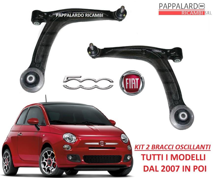 Braccetti sospensione achsaufhängung Triangolo Manubrio Anteriore Sinistro FIAT 500l 351 OPEL COMBO