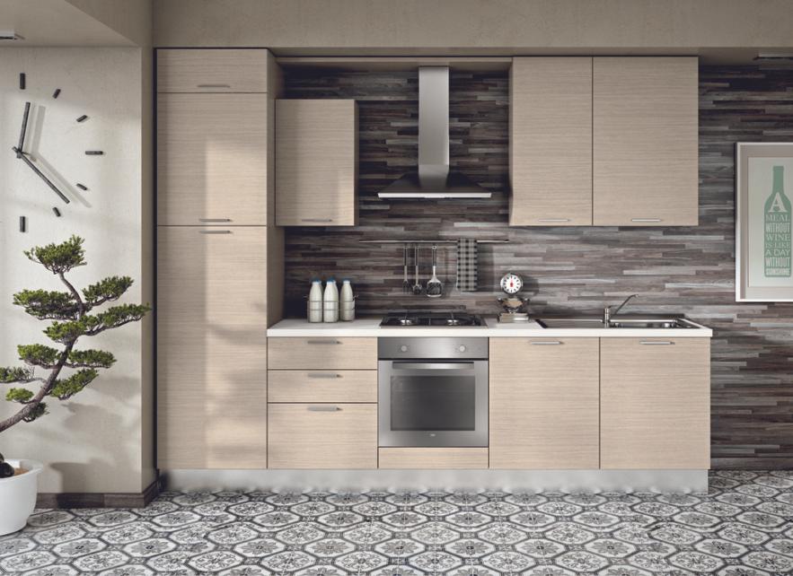 Cucina modello Elinor, 18 composizioni di cucine moderne, colori a ...