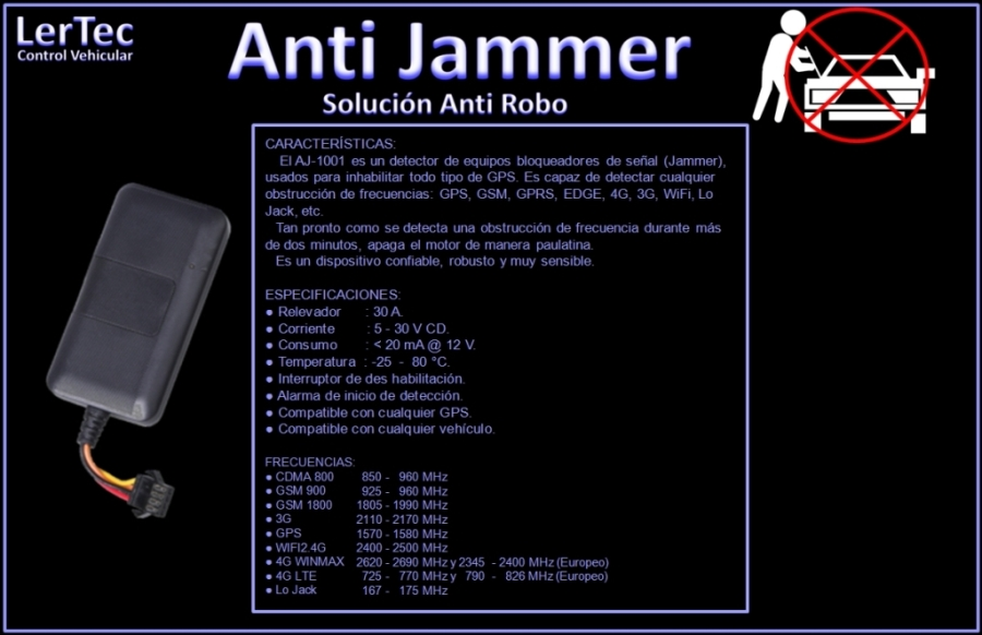 Anti gps jammer - que es un gps jammer on animal