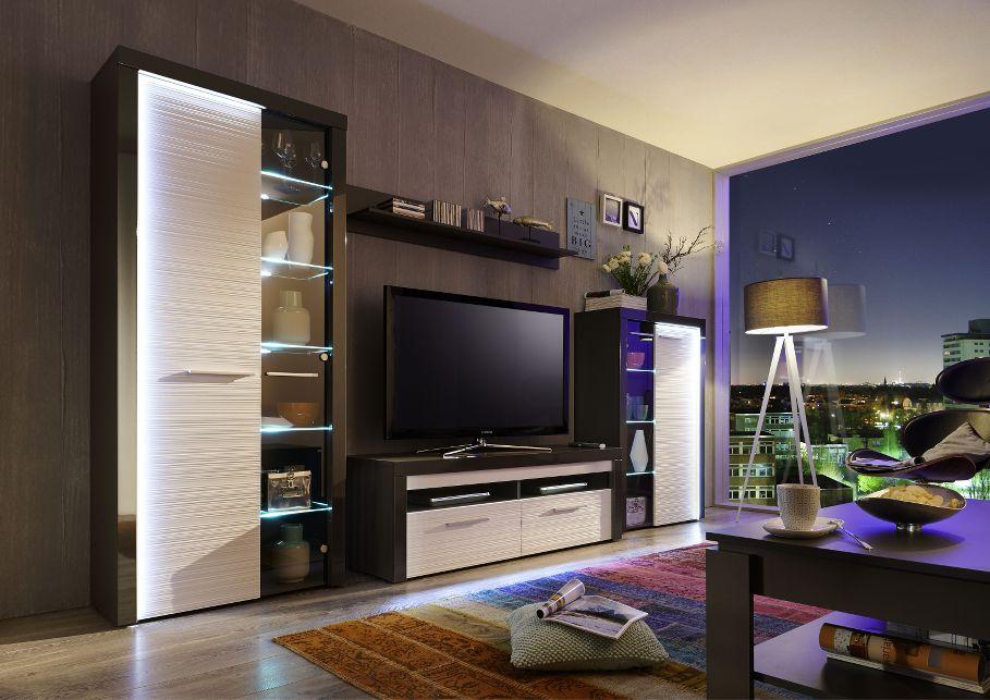 Mensola moderna Pixel, ripiano per soggiorno, salotto di design ...