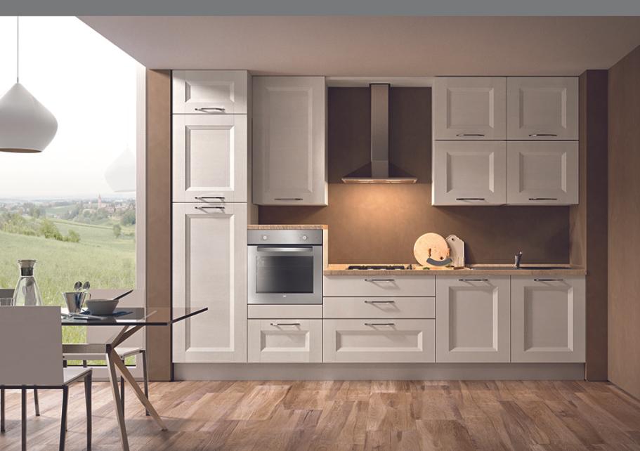 Cucina modello Elena, composizione per cucina moderna modelli ...