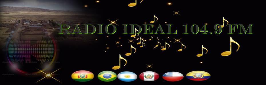 RADIO IDEAL BOLIVIA 104.9 FM