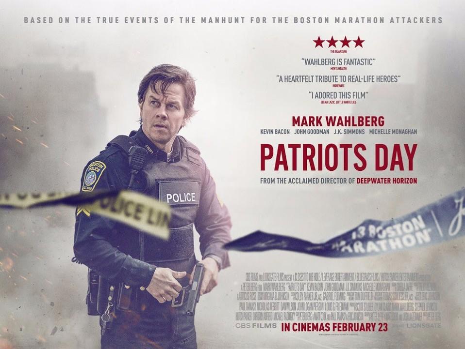 Η Μέρα των Ηρώων (Patriots Day) Wallpaper