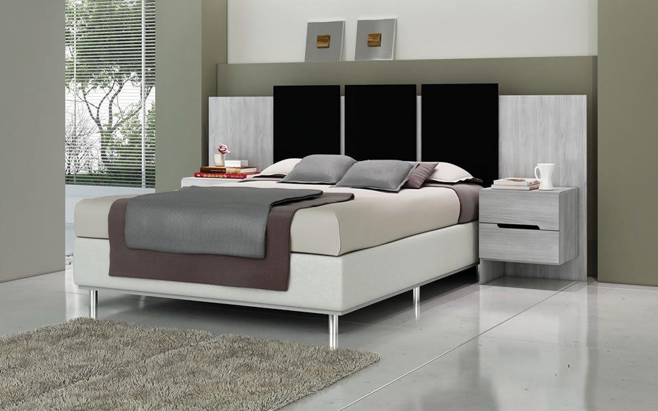 Cabeceira de cama casal e queen size largura for Sabanas para cama king size precios